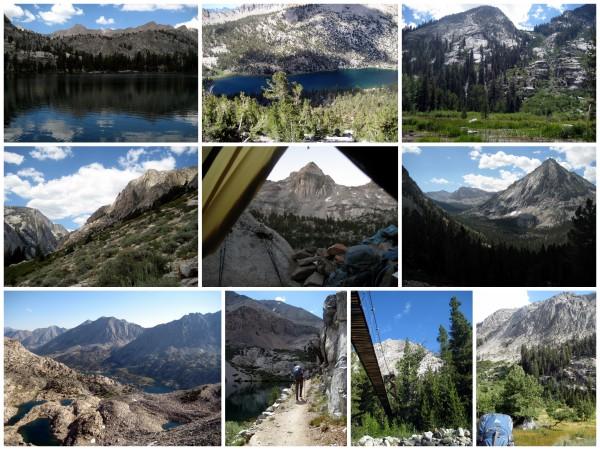 2009 - 07 Rae Lakes Loop1